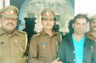 चोरी के मोबाइल फोन समेत एक गिरफ्तार