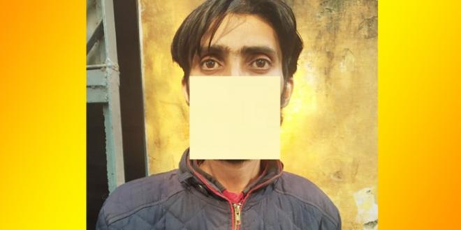 किशोरी से दुराचार के आरोप में फरार चल रहा आरोपित गिरफ्तार