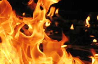 मिट्टी के चूल्हे परखाना बनाने के दौरान युवती आग से झुलसी