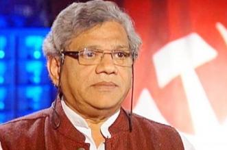 माकपा महासचिव सीताराम येचुरी ने लिया यू-टर्न