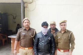 जानकीपुरम में किशोरी से दुराचार के आरोप में युवक गिरफ्तार