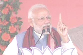 प्रधानमंत्री नरेंद्र मोदी ने दी ओडिशा को दिया पोंगल का उपहार
