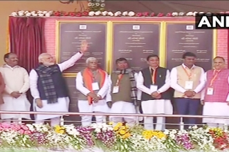 मंडल डैम परियोजना को 47 साल बाद प्रधानमंत्री नरेंद्र मोदी ने दिया मुकाम