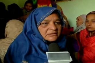 शहीद अजय की मां