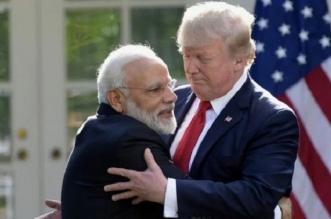भारत -अमेरिका साथ