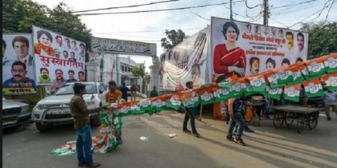 प्रियंका, राहुल-सिंधिया