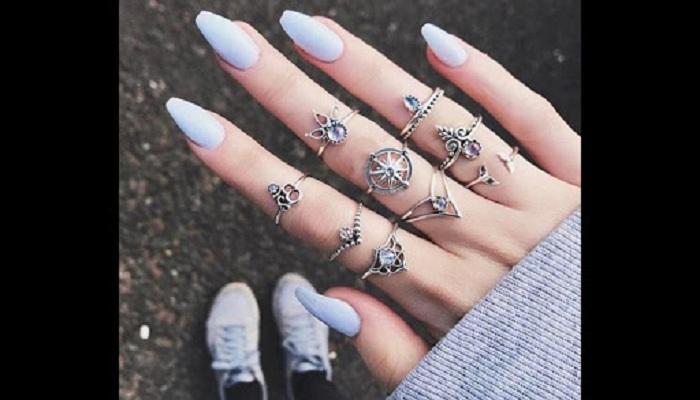 हाथ की अंगूठी