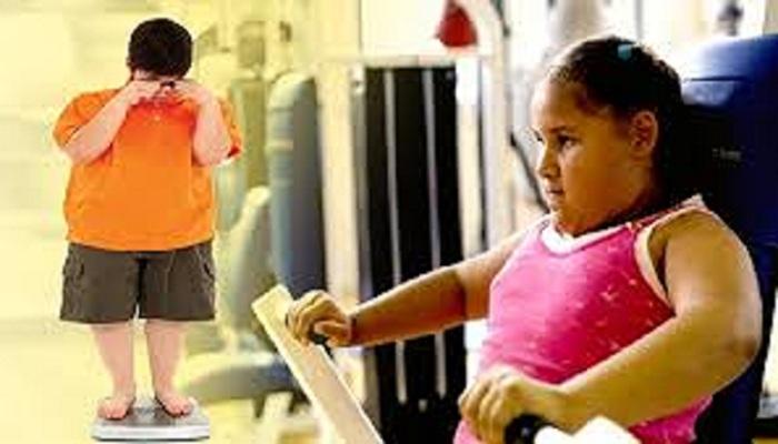 बच्चों का मोटापा