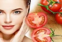 tomato for dry skin