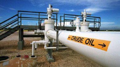 कच्चा तेल भंडारण