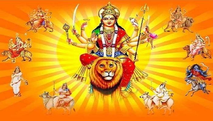 मां दुर्गा की पूजा