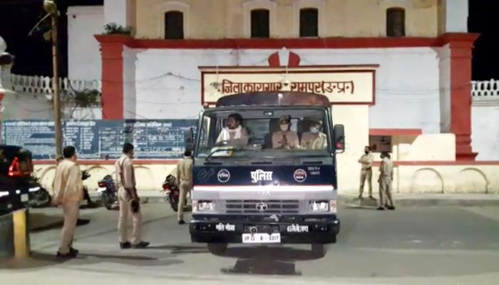 रामपुर जेल से कैदी रिहा