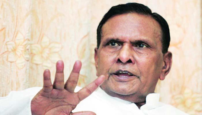 बेनी प्रसाद वर्मा का निधन
