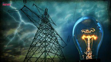 बिजली की मांग में 22 फीसदी की गिरावट