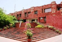 JNU Entrance Exam
