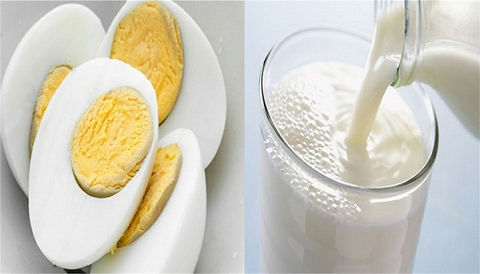अंडे का सेवन