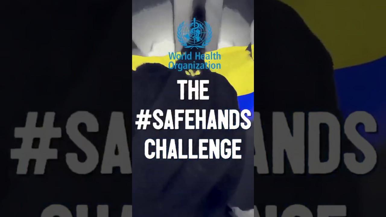 #SafeHands challenge