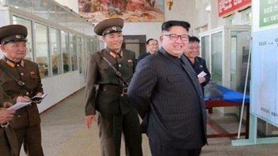 उत्तर कोरिया ने दागी दो बैलिस्टिक मिसाइलें