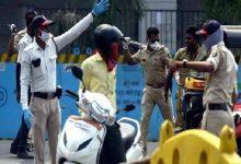 लॉकडाउन में पुलिस की पिटाई