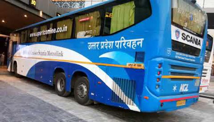 Roadways buses