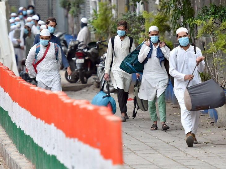 दिल्ली में कोरोना वायरस