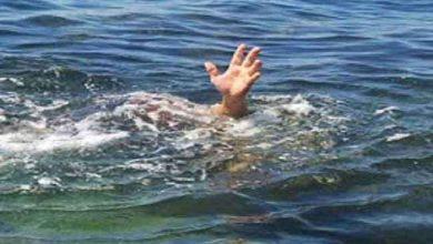 घाघरा नदी में डूबने से मृत्यु