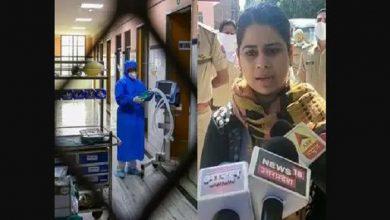 शामली जिला अस्पताल में कोरोना संदिग्ध ने की आत्महत्या