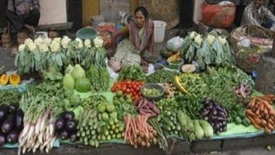 औंधे मुंह गिरे सब्जियों के दाम