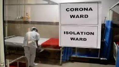 भारत में कोरोना से मौतें