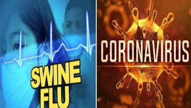 स्वाइन फ्लू से 10 गुना ज्यादा घातक है कोविड-19