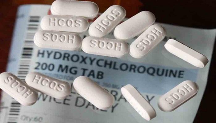 हाइड्रॉक्सीक्लोरोक्वीन