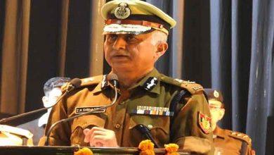 दिल्ली पुलिस कमिश्नर एस.एन. श्रीवास्तव