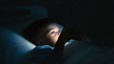 बच्चों की आंखों की रोशनी