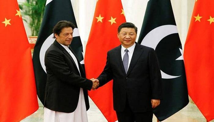 पाकिस्तान चीन संबंध