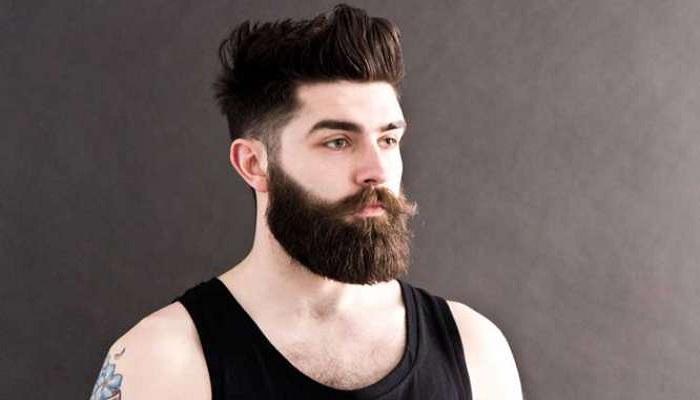 लम्बी और घनी दाढ़ी