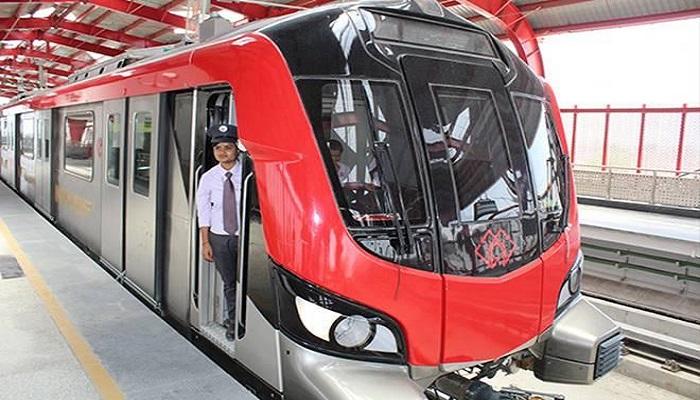 लखनऊ मेट्रो Lucknow Metro
