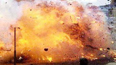 मुंगेर में विस्फोट
