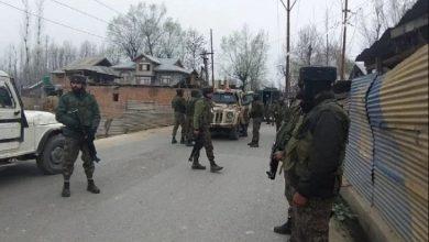बारामुला में सुरक्षाबलों एक आतंकी को किया ढेर Security forces killed a terrorist in Baramulla