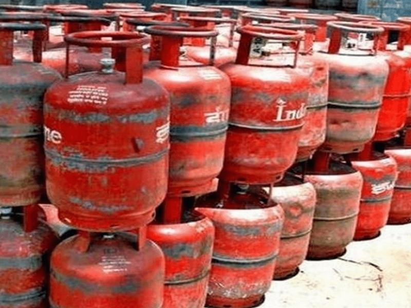 LPG Gas Cylender