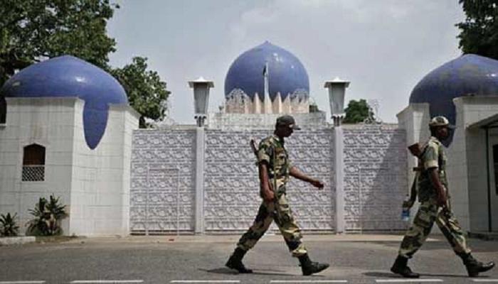 पाकिस्तानी उच्चायोग के दो अफसरों को जासूसी के आरोप में पकड़ा गया