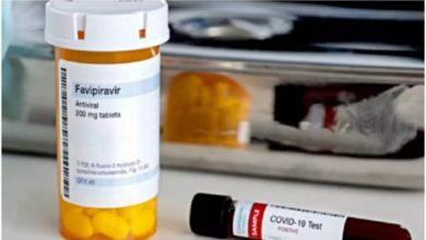 कोविड-19 की दवा