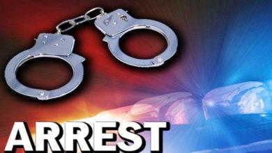 बदमाश गिरफ्तार