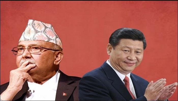 चीन ने नेपाल के 10 इलाकों पर किया कब्जा