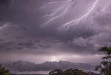भारी बारिश की चेतावनी warning of heavy rain