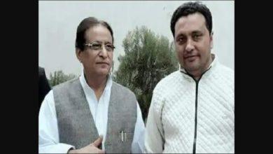 आज़म खान का मीडिया प्रभारी गिरफ्तार
