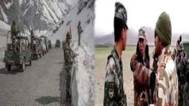 2 किलोमीटर पीछे हटे चीनी सैनिक