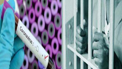 इटावा जेल में कोरोना