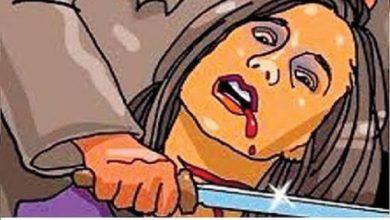 गर्भवती पत्नी की हत्या