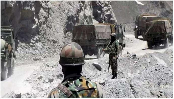 लद्दाख में चीन को मुंहतोड़ जवाब China retaliates in Ladakh