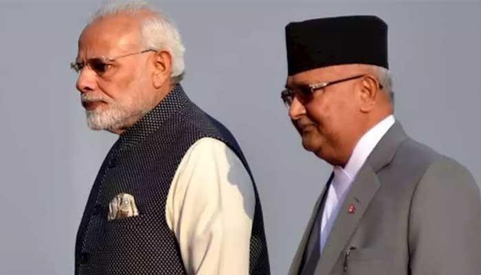 नेपाल की नई चाल